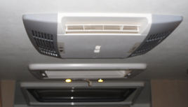 Air conditioning units from Northants Motorhome Services your motorhome specialist