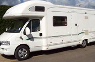 Bodywork repairs from Northants Motorhomes your motorhome specialist